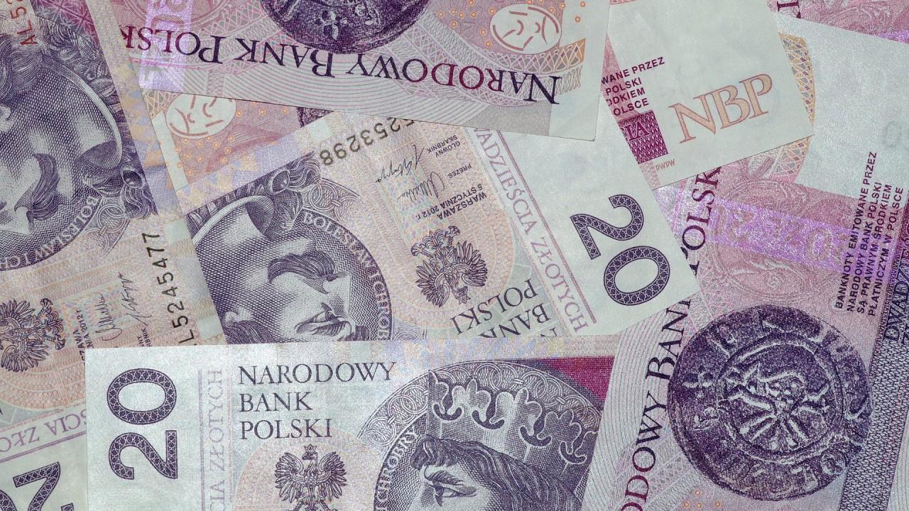 Зарплата в Польше в 2017 году